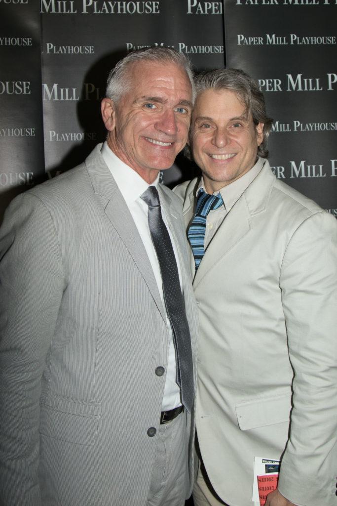 Mark Hoebee and Alex Sanchez