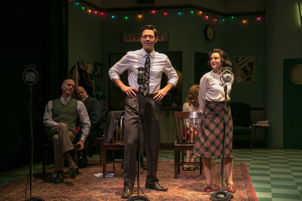 It 39 S A Wonderful Life A Live Radio Play A Perfect Fit For The Season Let 39 S Go To The Theater